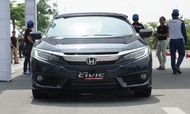 Khám phá VTEC Turbo – vũ khí mới của Honda Civic - ảnh 3