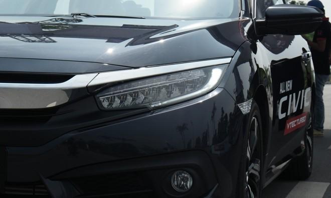 Khám phá VTEC Turbo – vũ khí mới của Honda Civic - ảnh 4
