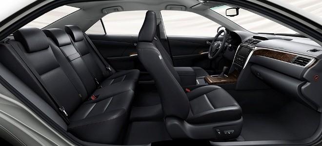 Toyota Camry 2016: Thêm trang bị, hạ giá bán - ảnh 4