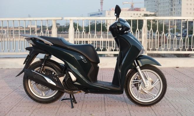 [Đánh giá] Honda SH: 'Hoàng tử' văn võ song toàn - ảnh 7