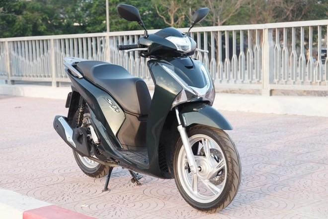 [Đánh giá] Honda SH: 'Hoàng tử' văn võ song toàn - ảnh 1