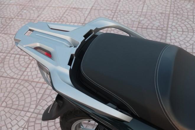 [Đánh giá] Honda SH: 'Hoàng tử' văn võ song toàn - ảnh 2