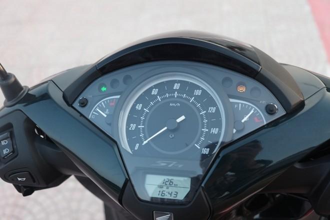 [Đánh giá] Honda SH: 'Hoàng tử' văn võ song toàn - ảnh 12