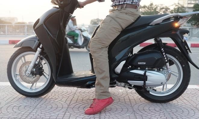 [Đánh giá] Honda SH: 'Hoàng tử' văn võ song toàn - ảnh 3