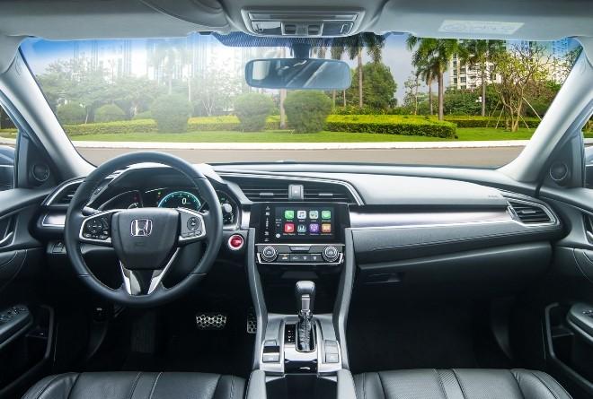 Honda Civic 2017 chốt giá 950 triệu đồng - ảnh 5