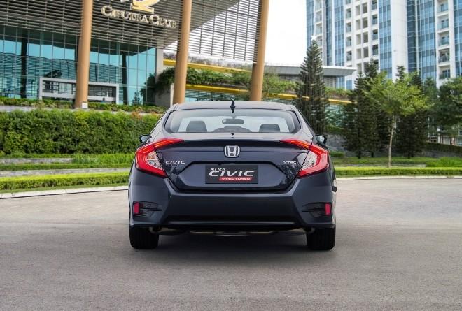 Honda Civic 2017 chốt giá 950 triệu đồng - ảnh 6
