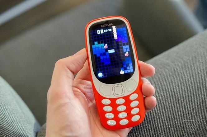 Huyền thoại Nokia 3310 chính thức trở lại - ảnh 6