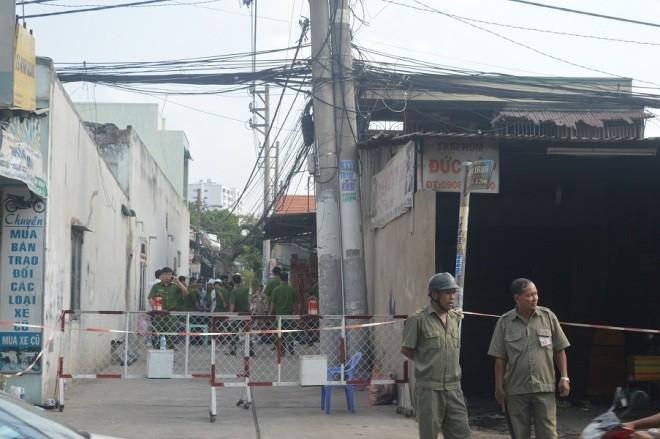 TPHCM: 7 người chết, 13 người bị thương do cháy - ảnh 1