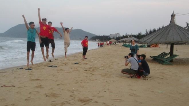 Khách sạn ở Hà Tĩnh, Nghệ An hầu hết kín phòng dịp lễ 30/4 - ảnh 2