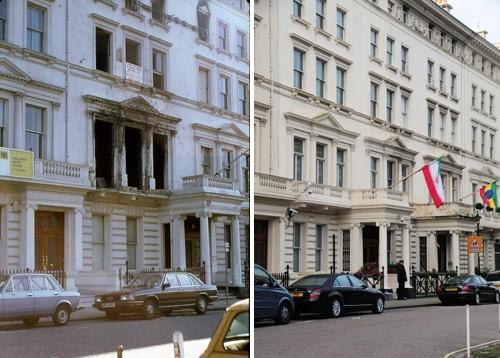 Trận đột kích đại sứ quán Iran cứu con tin của đặc nhiệm Anh - ảnh 1