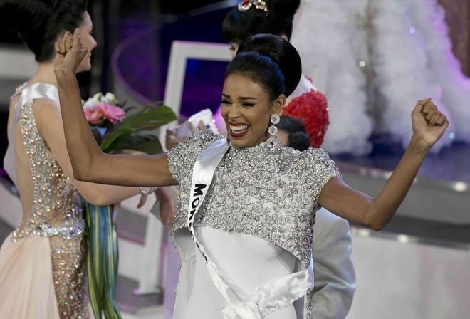 Cận cảnh nhan sắc Hoa hậu Venezuela 2016 - ảnh 2