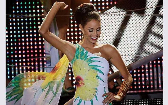 Cận cảnh nhan sắc Hoa hậu Venezuela 2016 - ảnh 4