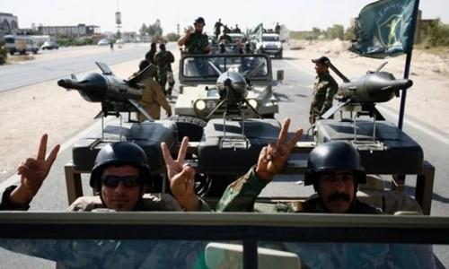 Kịch bản tổng tấn công thành lũy lớn nhất của IS ở Iraq - ảnh 1