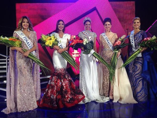 Cận cảnh nhan sắc Hoa hậu Venezuela 2016 - ảnh 7