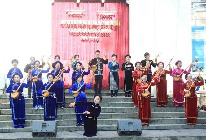 Đậm đà hồn túy dân tộc tại ngày hội Di sản Văn hóa TP. HCM 2016 - ảnh 2