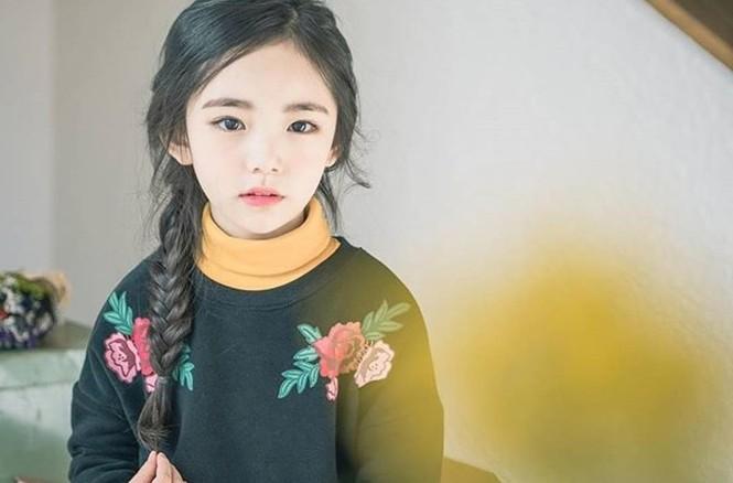 Cô bé 6 tuổi được khen xinh đẹp nhất thế giới - ảnh 6