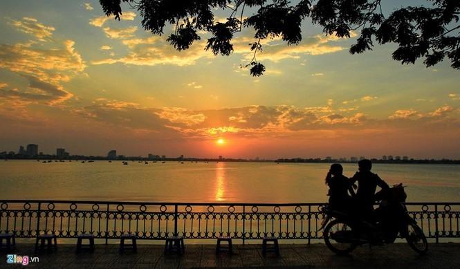 Những địa điểm chụp ảnh 'hút hồn' giới trẻ ở Hà Nội  - ảnh 3