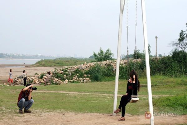 Những địa điểm chụp ảnh 'hút hồn' giới trẻ ở Hà Nội  - ảnh 7