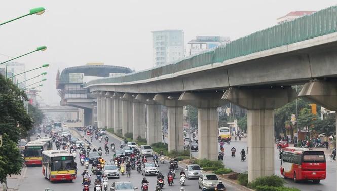 """Đường ùn tắc, siêu dự án giao thông """"trùm mền"""" - ảnh 1"""