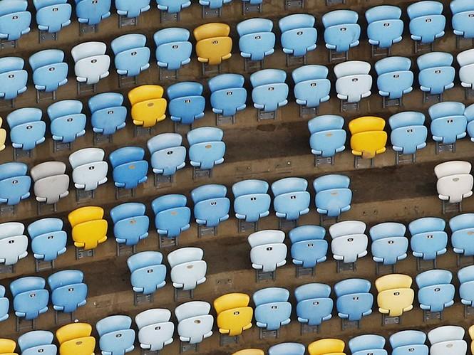 Công trình Olympic Rio 2016 hoang tàn sau 6 tháng kết thúc - ảnh 9
