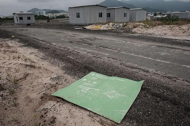Công trình Olympic Rio 2016 hoang tàn sau 6 tháng kết thúc - ảnh 10