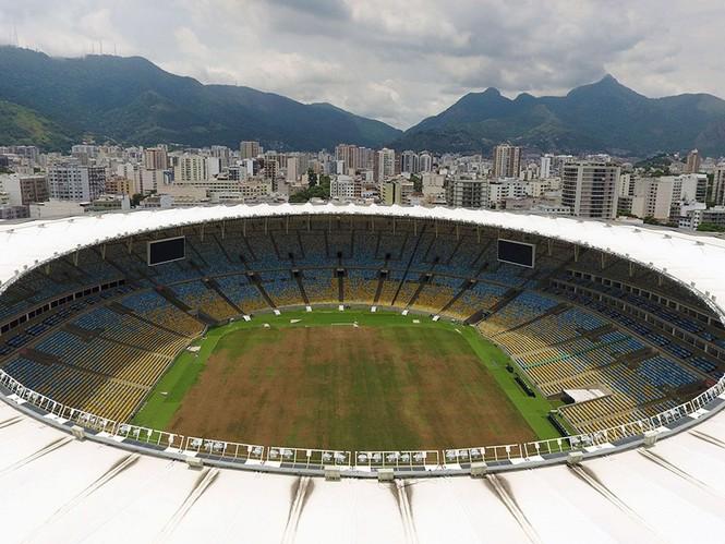Công trình Olympic Rio 2016 hoang tàn sau 6 tháng kết thúc - ảnh 3