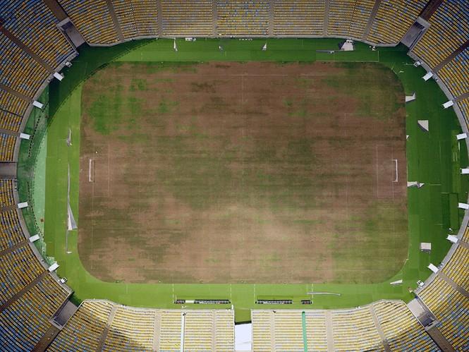 Công trình Olympic Rio 2016 hoang tàn sau 6 tháng kết thúc - ảnh 5