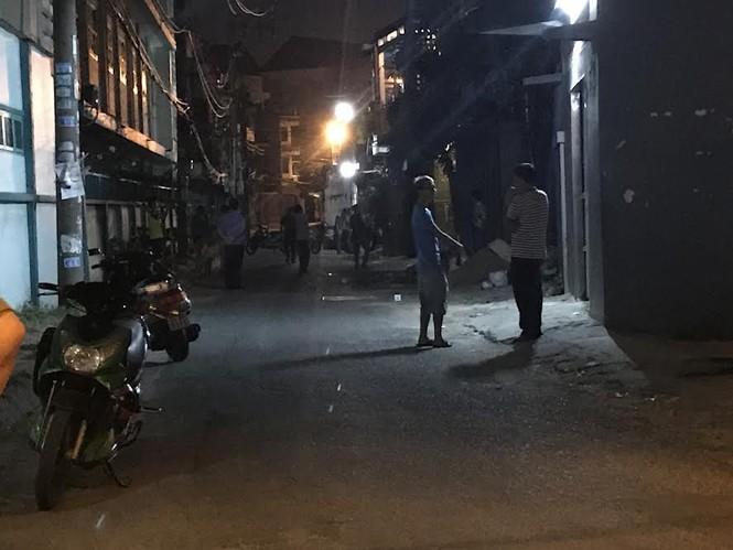 Truy sát kinh hoàng trong đêm Sài Gòn, một người tử vong - ảnh 1