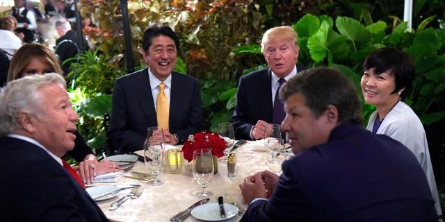 """Mỹ chi tiền """"khủng"""" bảo vệ gia đình Tổng thống Trump - ảnh 1"""