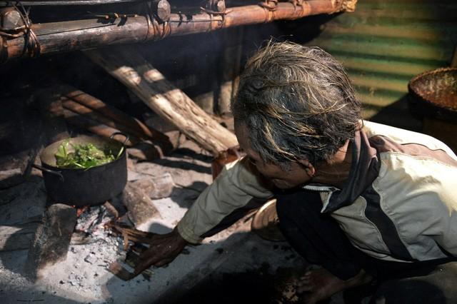 Ông lão 20 năm ở ẩn nơi rừng thẳm Quảng Ngãi - ảnh 6
