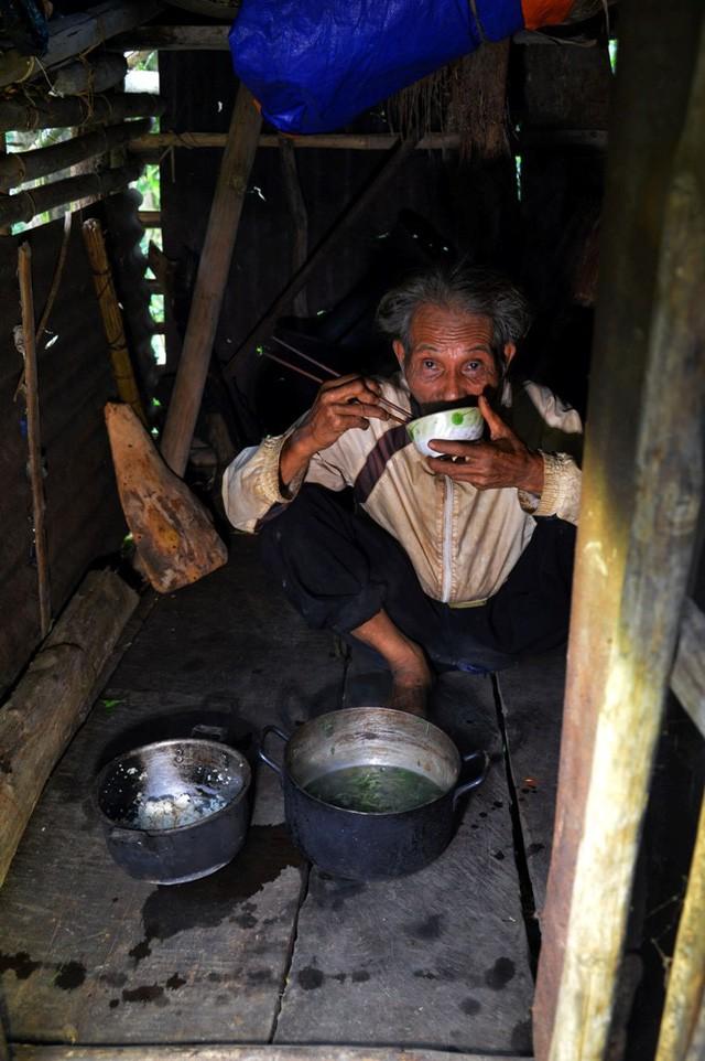 Ông lão 20 năm ở ẩn nơi rừng thẳm Quảng Ngãi - ảnh 7