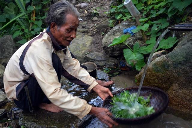 Ông lão 20 năm ở ẩn nơi rừng thẳm Quảng Ngãi - ảnh 8