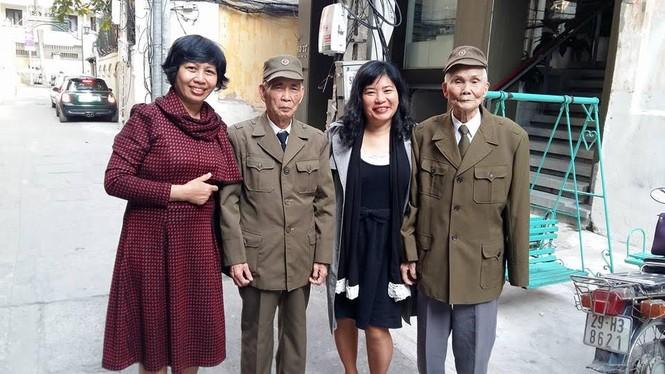 Con gái nhà thơ  Quang Dũng và những hồi ức về cha - ảnh 2