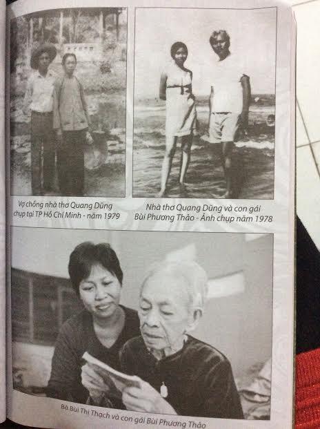 Con gái nhà thơ  Quang Dũng và những hồi ức về cha - ảnh 3