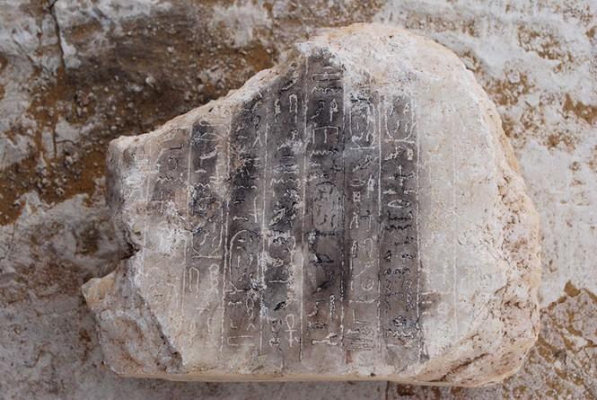 Hé lộ kim tự tháp Ai Cập cổ 3.700 tuổi - ảnh 2