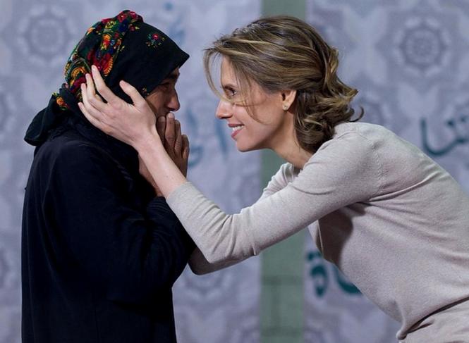 Chân dung người phụ nữ quyền lực và bí ẩn nhất Syria - ảnh 12