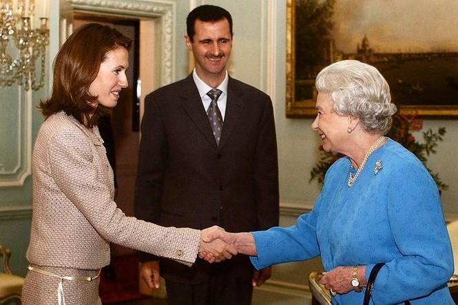 Chân dung người phụ nữ quyền lực và bí ẩn nhất Syria - ảnh 4