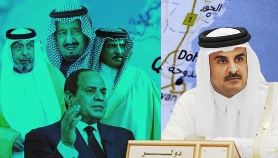 Tình báo Mỹ: UAE đứng sau cuộc khủng hoảng vùng Vịnh - ảnh 4
