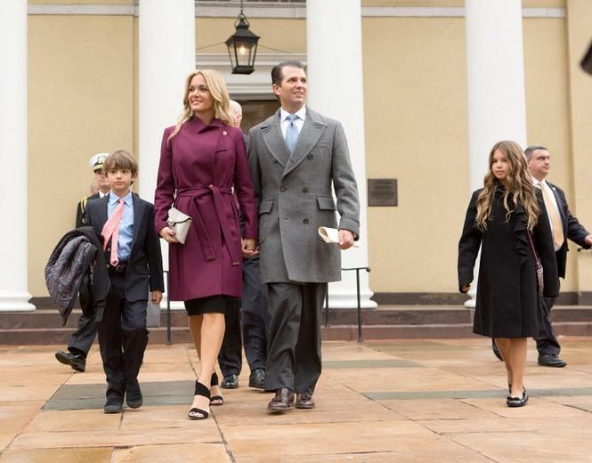 Mật vụ Mỹ bác tuyên bố của luật sư về vụ con trai Tổng thống  - ảnh 1