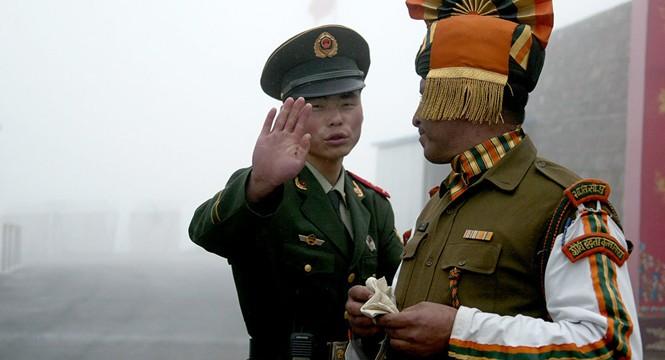 Binh lính Ấn Độ - Trung Quốc ẩu đả ở biên giới - ảnh 3