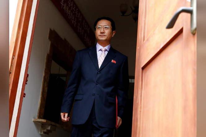 Đại sứ bị trục xuất, Triều Tiên tố Peru 'đổ dầu vào lửa' - ảnh 1