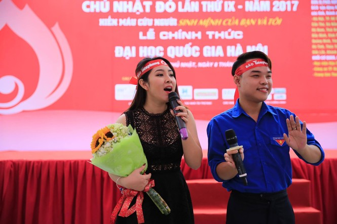 Chủ Nhật Đỏ 2017, Báo Tiền Phong - ảnh 50