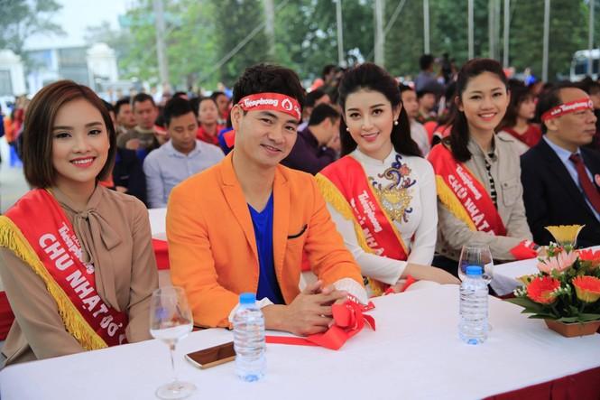 Chủ Nhật Đỏ 2017, Báo Tiền Phong - ảnh 42