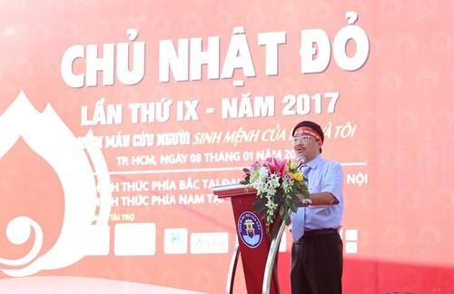 Chủ Nhật Đỏ 2017, Báo Tiền Phong - ảnh 61