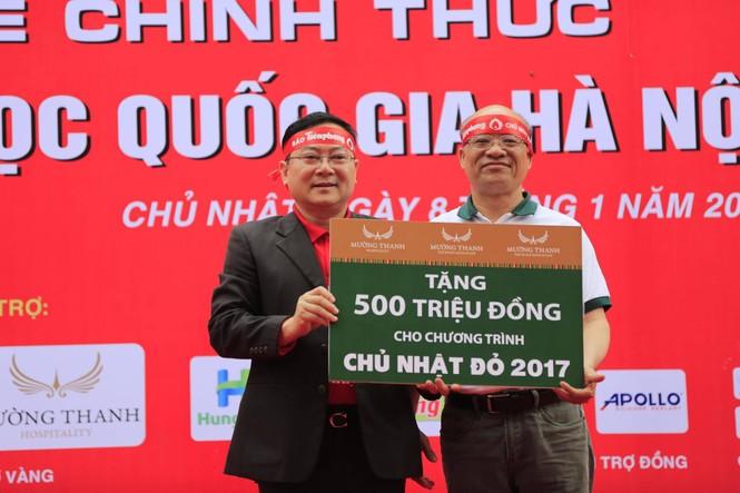 Chủ Nhật Đỏ 2017, Báo Tiền Phong - ảnh 52