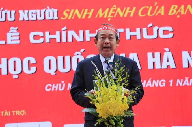 Chủ Nhật Đỏ 2017, Báo Tiền Phong - ảnh 56