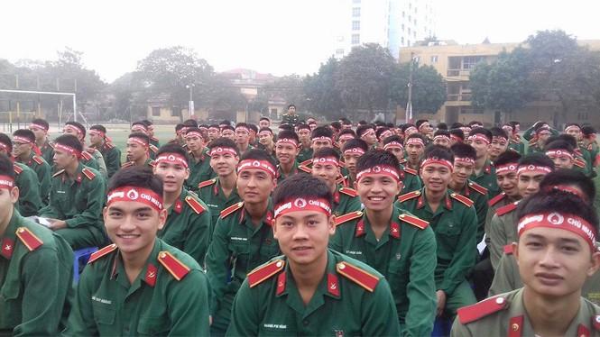 Chủ Nhật Đỏ 2017, Báo Tiền Phong - ảnh 72