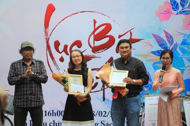 Chàng sinh viên đoạt giải Nhất cuộc thi thơ về ngày Tết - ảnh 1