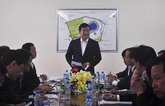 Tháng 9, khai thác thử tuyến đường sắt Cát Linh - Hà Đông - ảnh 1
