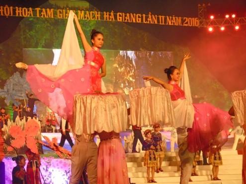 Khai mạc lễ hội hoa tam giác mạch năm 2016 - ảnh 7